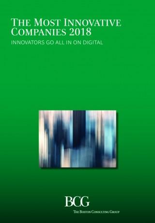 Most Innovative Companies Jan 2018