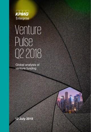 Анализ глобальных трендов в венчурных инвестициях за второй квартал 2018 года
